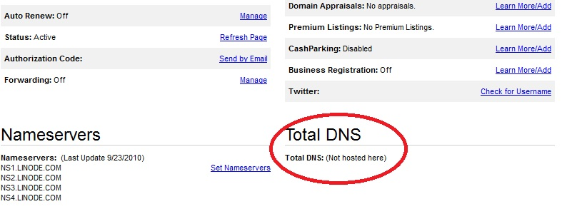 godaddy dns How to setup DNS with godaddy